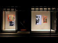 A Brilliant Installation! ~Tokujin Yoshioka window display for Hermès