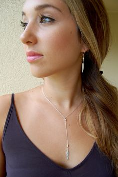 Char Earrings and Layla Necklace. Must haves!