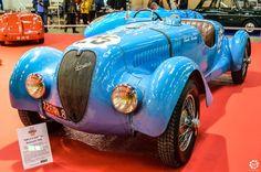 #Simca #8 #Gordini à #Automédon 2015 au Bourget Reportage complet : http://newsdanciennes.com/2015/10/12/grand-format-automedon-2015/ #Voiture #Ancienne #Classiccar #VintageCar