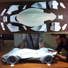 Learn how to draw a car using our step by step tutorials. Sports cars, classic cars, imaginary cars - we will show you how to draw them like the pros. Car Design Sketch, Car Sketch, Ferrari Model, Automobile, Futuristic Cars, 3d Prints, Bike Design, Transportation Design, Automotive Design