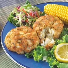 Shirley Phillips' original Crab Cake recipe. A Maryland classic!