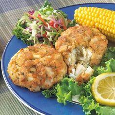 Shirley Phillips' original Crab Cake recipe. A Maryland classic!
