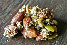Nut Cluster Snack Bites   Recipe Rebuild