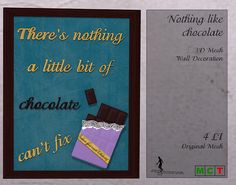 Coming soon - Nothing Like Chocolate http://maps.secondlife.com/secondlife/Sweet%20Surprises/152/68/21
