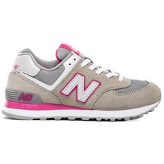New Balance Core Plus Collection Sneaker ($70) found on Polyvore