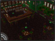 Around the Sims 2 | Objects | Downtown | Irish Pub