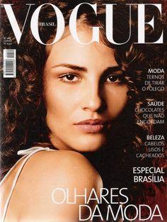 Fernanda Tavares by Bob Wolfenson Vogue Brazil July 2002