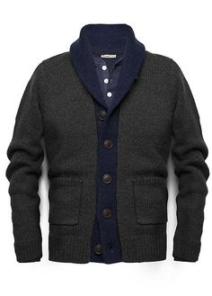 An educated sweater for educated gents