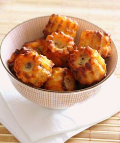 Savory Cannelés with Chorizo and Parmesan | eatwell101.com
