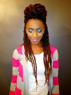 I want some Marley twists bad. I can't believe cookeville doesn't have a black hair store :(