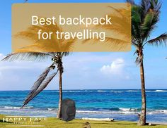Don't know which is the ultimate backpack for travelling? Read my comprehensive post and you will figure it out very fast! Best Travel Backpack, Cool Backpacks, Figure It Out, Travelling, Beach, Water, Happy, Outdoor Decor, Gripe Water