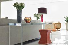 Decoração de Interiores em Apartamento Higienópolis - Decoradora Marilia Veiga