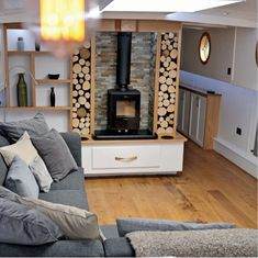 The Boat Test: Sheffield Steel Barge Interior, Interior Design, Small Space Living, Small Spaces, Canal Boat Interior, Narrowboat Interiors, Houseboat Living, Floating House, Tiny House Living