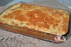 Torta Salgada de Frango massa fofinha, leve, uma semelhança com massa de pão de batata,