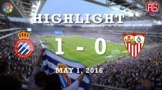 Espanyol 1 - 0 Sevilla -  http://www.football5star.com/highlight/espanyol-1-0-sevilla/