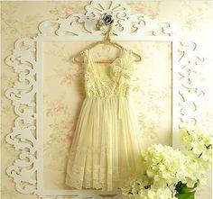 Amelia vintage dress