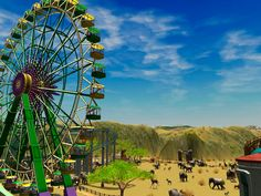 16 Best Rollercoaster tycoon 3 images in 2014 | Roller