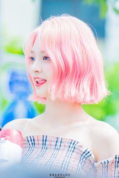 Ulzzang Korean Girl, Cute Korean Girl, Asian Girl, Japonese Girl, Hair Dye Colors, K Idol, Pretty Asian, Korean Celebrities, Kawaii Girl