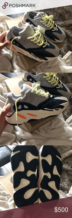 1fee8b2142d3 Yeezy 700 wave-runner Brand new size 6.5. They are to small so I