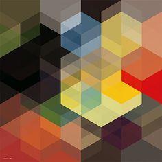 "Simon Page ""Colour Shambles v3"""