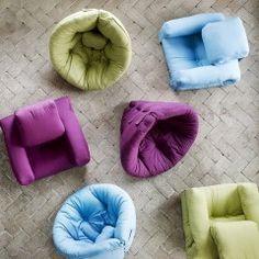 Fauteuil modulable Mano - Canapé et fauteuil enfant