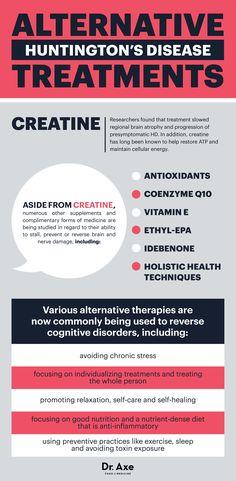 Huntington's disease alternative treatments - Dr. Axe http://www.draxe.com #health #holistic #natural