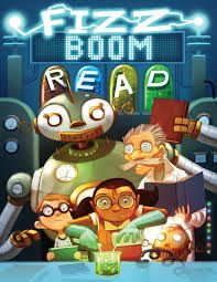 FIZZ, BOOM, READ! Summer Reading 2014 at the Centre County Library