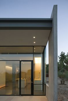 Image 27 of 60 from gallery of Planar House / Steven Holl Architects.