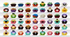 オリジナルカップケーキをオーダーメードできるお店 – Baked by Melissa - | STYLE4 Design