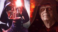 El Primer intento de Palpatine de Eliminar a Darth Vader - Star Wars