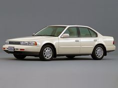 1991-94 Nissan Maxima _one od my childhood chinese new year car