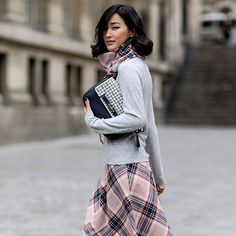 Parisian Chic Style For Fall