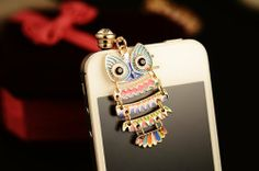 HBetterTech Premium Colorful Cute Owl 3.5mm Headphone Jack Anti Dust Plug Cap Stopper for iPhone 5,4,4s,iPad ,iPod Touch ,Samsung GALAXY S3 S4 NOTE NOTE2,HTC(Blue) HBetterTech,http://www.amazon.com/dp/B00GN24LO0/ref=cm_sw_r_pi_dp_DLt4sb0JHGY2C0RV