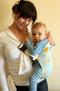 baby carrier, pattern and tutorial. Also lots of fun sewing projects for BOYS. Someone needs to make this for me!