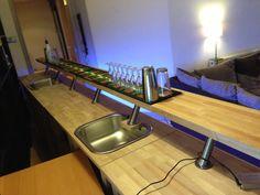 Custom mobile bar