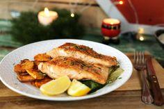A tökéletes lazac remuládmártással Fish And Seafood, Vinaigrette, Chips, Potato Chip, Potato Chips, Vinaigrette Dressing