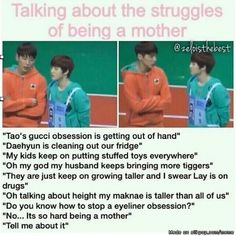 Struggling Moms... | allkpop Meme Center; kekeke this was so amazing and, whoever made this I love you