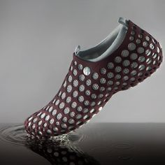 Australian designer Marc Newson has created a limited edition range of his Zvezdochka shoes for sportswear brand NIKE