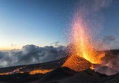 volcan piton de la fournaise - Luc Perrot