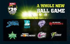 All about KFC T20 Big Bash League of Australia