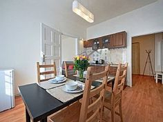 St.+Michael+Apartment+++Vacation Rental in Prague 2 - Vinohrady from @homeaway…