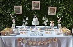 Little Big Company | The Blog: Secret Garden Themed party by Patricia from Miss Lacitos