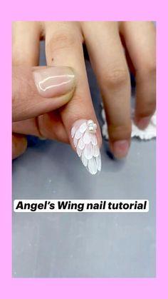 Chic Nails, Glam Nails, Stylish Nails, Nude Nails, Trendy Nails, Nail Art Hacks, Nail Art Diy, Self Nail, Diy Acrylic Nails