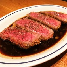 #福岡 #中央区 #天神 #警固 #ヨルゴ #yorgo  #牛フィレ肉のレアカツ #牛フィレ肉 #レアカツ #肉 #ワイン #福岡グルメ