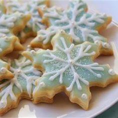 Sugar Cookie Icing @keyingredient