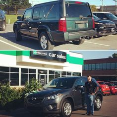 Farewell to our Texas sized SUV (and increasing fuel bill). Hello to a new-to-us family car! FANTASTIC no haggle no hassle customer service at Enterprise Car Sales. @dfugazzotto #enterprisecarsales #greatcustomerservice