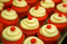 Orange Creamsicle Cupcakes using mix