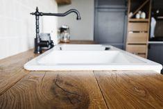 Kuchnia - projekt NYLOFT — HOUSE LOVES Sink, Bathtub, Bathroom, Home Decor, Sink Tops, Standing Bath, Washroom, Vessel Sink, Decoration Home