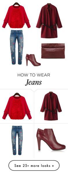 """Jeans"" by lolyspa on Polyvore featuring mode, Tu Es Mon Trésor, See by Chloé et Marie Turnor"
