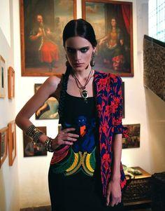 mood board inspirations # Mexican Vogue